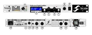 Torpedo Live Digital Load Box 1U Rack Format w/ Speaker Sim