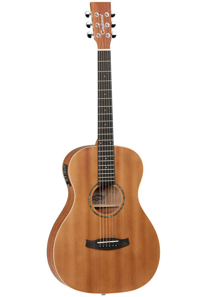 Tanglewood TWR2PE Electric Acoustic Parlour Guitar