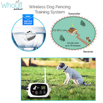 Pet Wireless Containment System
