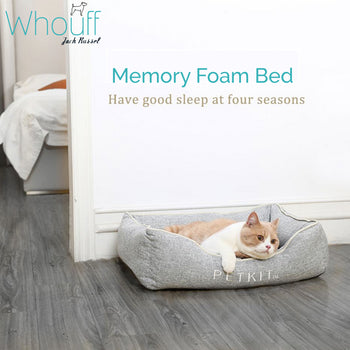 Four Seasons Memory Foam Bed