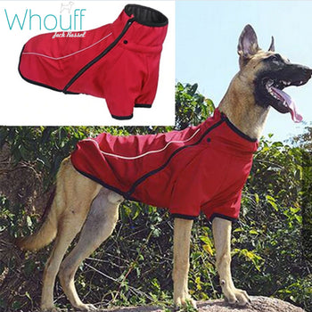 Outdoor Windproof and Waterproof Dog Vest