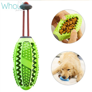 Dog Interactive Natural Rubber Chew Toy