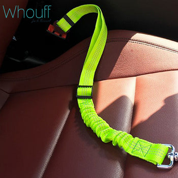 Elastic heavy duty seat belt