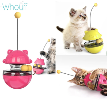 Funny Tumbler Cat Toy