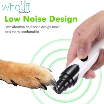 Pet Professional Electric Nail Grinder