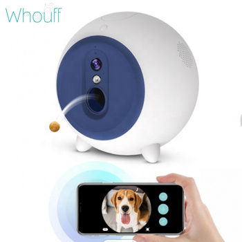 Smart Wifi APP Dog Camera & Treat Dispenser