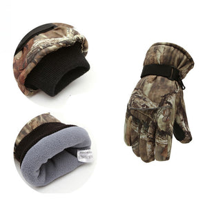 Breathable Insulated Tactical Glove
