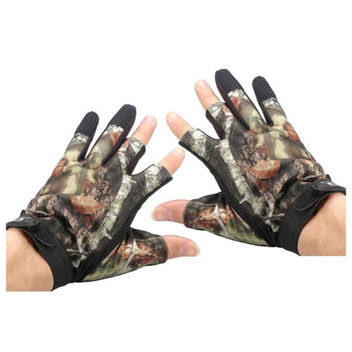 Anti-Slip Mitt Shooting Glove