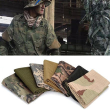 Load image into Gallery viewer, Military Camouflage Scarf