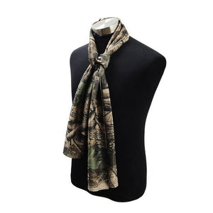 Military Camouflage Scarf