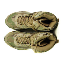 Load image into Gallery viewer, Tactical Camouflage Combat Boot