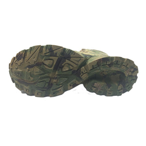 Tactical Camouflage Combat Boot