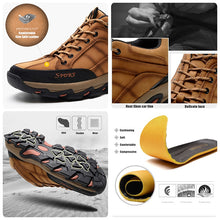 Load image into Gallery viewer, Genuine Leather Hunting Shoe