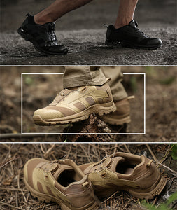 Breathable Tactical Boot