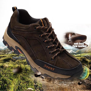 Genuine Leather Hunting Shoe