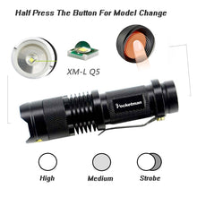 Load image into Gallery viewer, Adjustable Waterproof Penlight