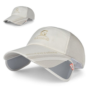 Sunshade Breathable Hunting Cap