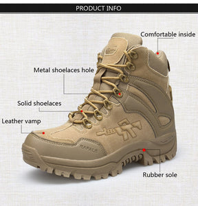 High Quality Combat Boot