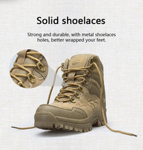 Load image into Gallery viewer, High Quality Combat Boot