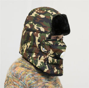 Bionic Thermal Camouflage Cap
