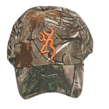 Load image into Gallery viewer, Camouflage Browning Cap