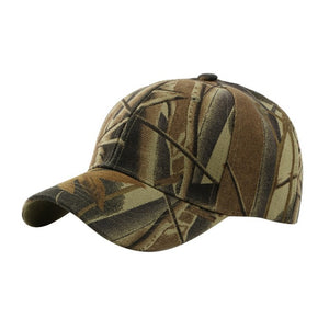 Camouflage Hunting Cap