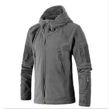Load image into Gallery viewer, Tactical Fleece Jacket