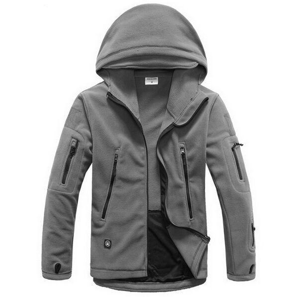 Tactical Fleece Jacket