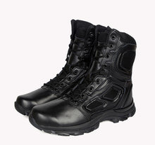 Load image into Gallery viewer, Waterproof Military Tracking Boot