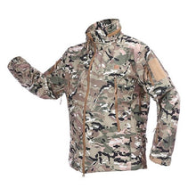 Load image into Gallery viewer, Hunting Soft Shell Hoodie Jacket