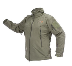 Hunting Soft Shell Hoodie Jacket