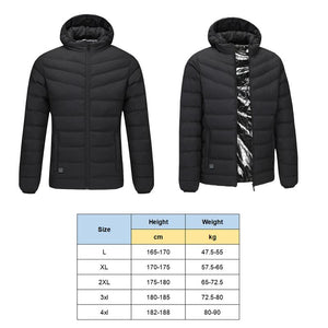 Warm Thermal Coat
