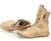 Load image into Gallery viewer, Light Weight Tactical Army Boot