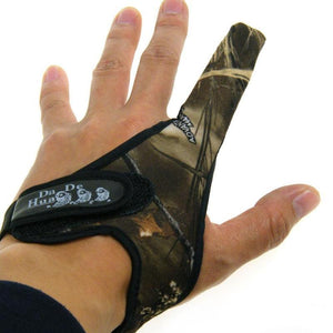 Leather Single-Finger Glove