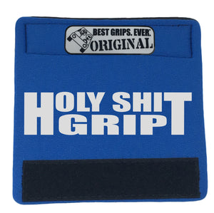 TWINS! The Holy Shit Grip™ - BEST GRIPS. EVER.