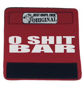 TWINS! The O Shit Bar™ - BEST GRIPS. EVER.