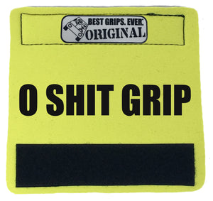 TWINS! The O Shit Grip™ - BEST GRIPS. EVER.
