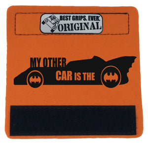 The Batmobile Grip. - BEST GRIPS. EVER.