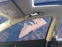 Load image into Gallery viewer, The Star Destroyer Grip.