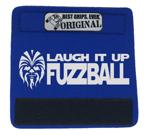 The Fuzzball Grip. - BEST GRIPS. EVER.