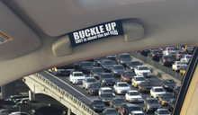Load image into Gallery viewer, The Buckle Up Grip. - BEST GRIPS. EVER.