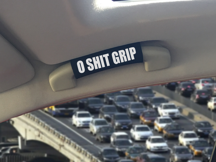 The O Shit Grip™ - BEST GRIPS. EVER.