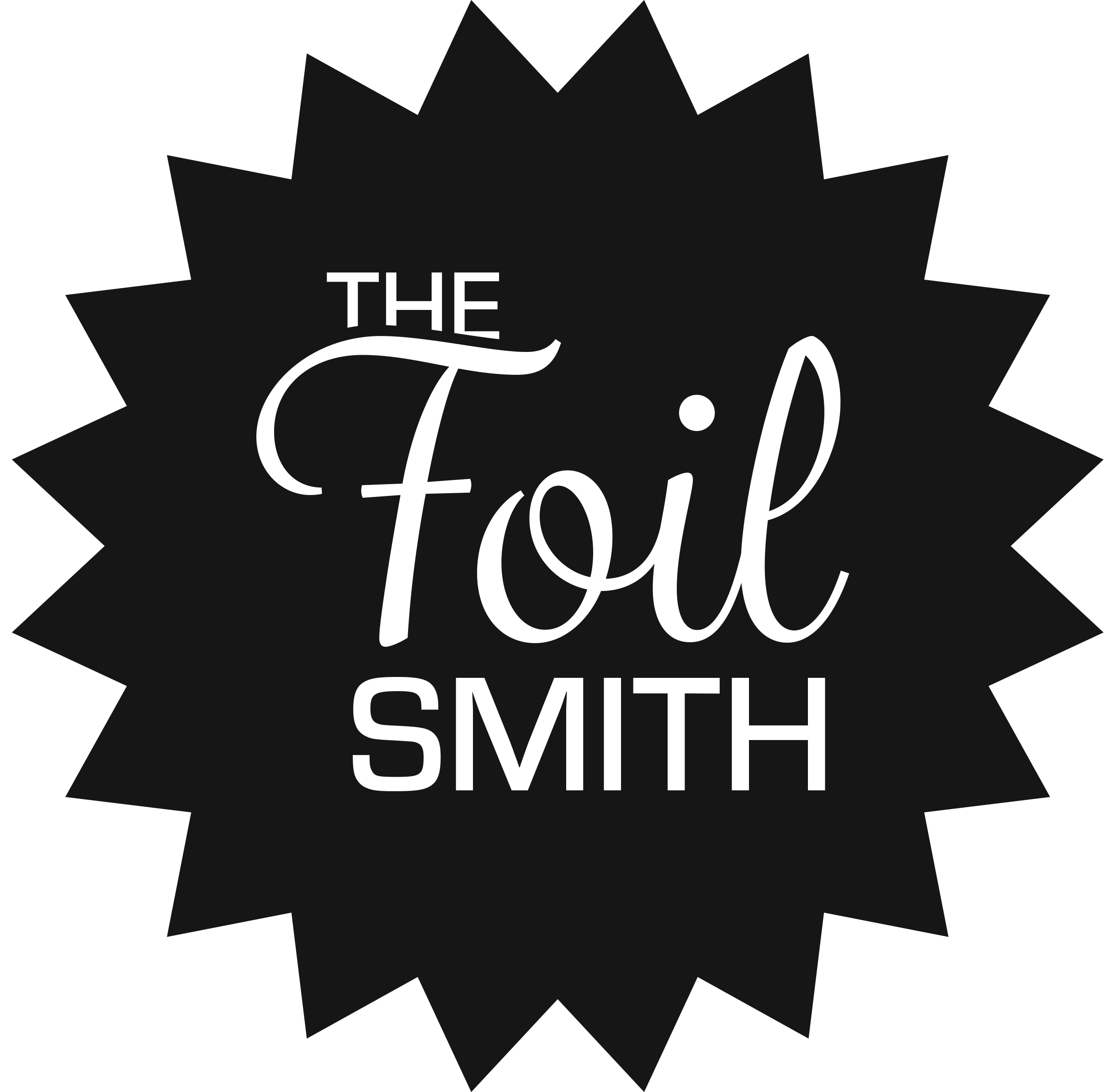 The FoilSmith Logo