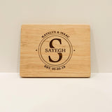 Customised Engraved Cheeseboards-Glassware-The FoilSmith