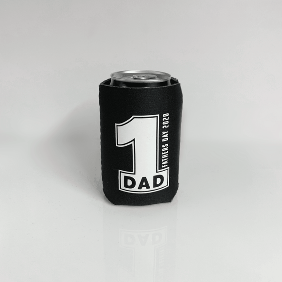 Fathers Day Beer Coolies / Stubby Holders