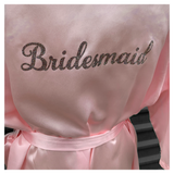 Personalised Bride and Bridesmaid Robes
