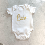 Customised Baby Onesies