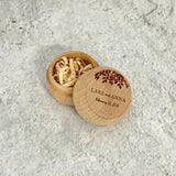 Custom Engraved Ring Boxes