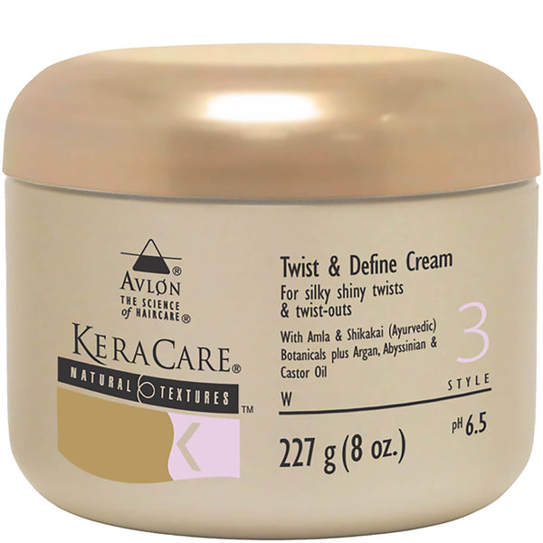 KeraCare Twist & Define Cream