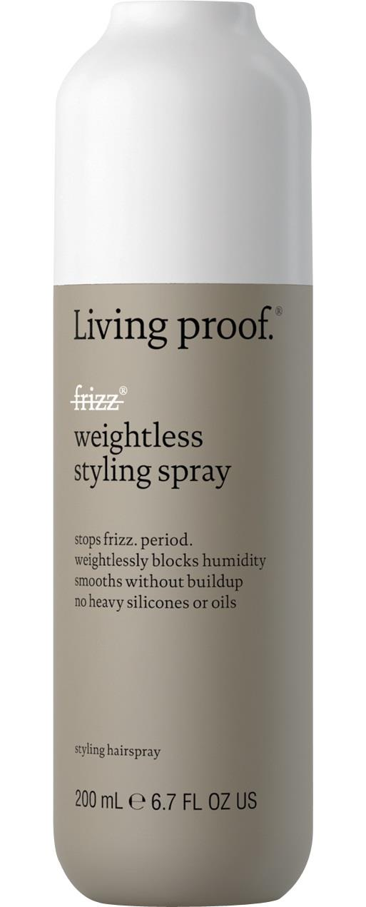 Living proof, No Frizz weigthless Spray